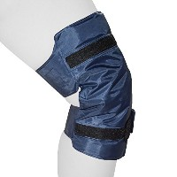 XL Hot Cold Therapy Reusable Knee Gel Ice Pack Wrap [並行輸入品]