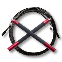 Crossfit Speed Jump Rope - Best for Double Unders, Boxing, Cross Training , MMA and More. 11 foot...