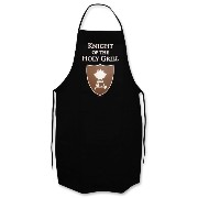 BBQ Apron Knight of the Holy Grill