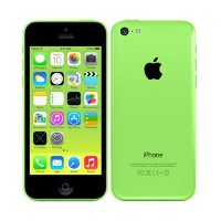 【中古】【安心保証】 SoftBank iPhone5c[32GB-s] グリーン