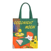 【Out of Print】 Margaret Wise Brown / Goodnight Moon Tote Bag