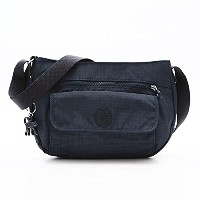 (キプリング) kipling SMALL SHOULDERBAG (ACROSS BODY) ショルダーバッグ #K12482 02U DAZZ TRUE BLUE 並行輸入品