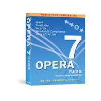 Opera7.11 for Windows