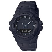 Casio G-Shock Matt Black Men's Watch G-100BB-1A [並行輸入品]