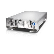 G-Technology (HGST) G-DRIVE with Thunderbolt 6TB USB3.0対応 外付けハードディスク 【3年保証】0G04026AZ