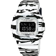 [カシオ]CASIO 腕時計 G-SHOCK White and Black Series DW-D5600BW-7JF メンズ