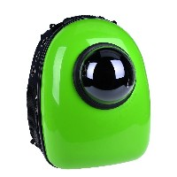U-pet Innovative Patent Bubble Green Pet Carriers Backpack