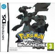 Pokemon Version Blanche (輸入版:フランス)