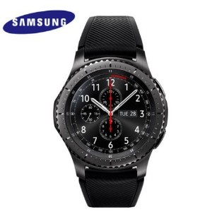 SAMSUNG GALAXY GEAR S3 Frontier SM-R760 Smart Watch Wi-Fi Bluetooth