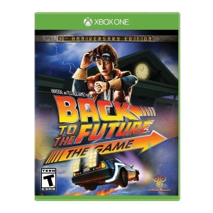 Back to the Future The Game 30th Anniversary Edition Xbox One バックトゥザフューチャーザゲーム30周年記念版Xbox One北米英語版 ...