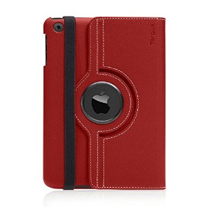 Targus ターガス Versavu 360 Rotating Protective Case & Stand(Red) THZ18301AP