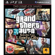 Grand Theft Auto: Episodes From Liberty City (PS3) (輸入版)