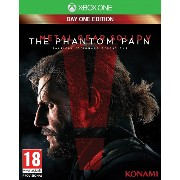 Metal Gear Solid V: The Phantom Pain - Day 1 Edition (Xbox One) (輸入版)