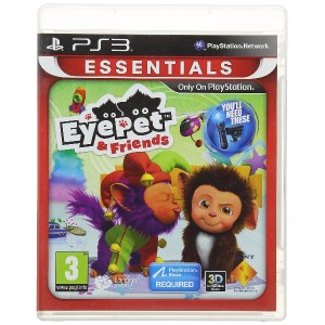 EyePet and Friends: Essentials (PlayStation Move) (PS3) (輸入版)