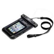 Acase 防水ケース ブラック XL アームバンド ・ ストラップ 付 for iPhone6s / iPhone6 / Xperia A4 / Xperia Z3 compact /...