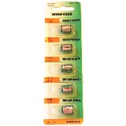 10 pcs 11A Card 6V Alkaline Battery Compatible with A11 GP11A L1016 11A MN11 AG11 plus Hillflower...