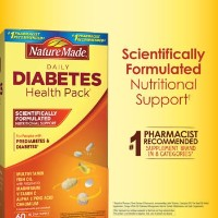 ネイチャーメイド Diabetes Health Pack 60 PACKETS