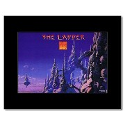 YES - The Ladder Matted Mini Poster - 20.2x13.8cm