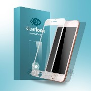 KlearLook Iphone 6/Iphone 6s 「3D曲面で100%フィット」強化ガラス液晶保護フィルム 全面 3D Touch対応 0.33mm 硬度9H 3D曲面加工 耐衝撃 指紋防止...