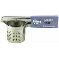 Chef Aid Stainless Steel Potato Ricer by Chef Aid