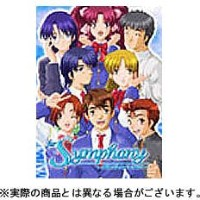 for Symphony ~with all one's heart~ 初回限定版特製ピンズセット付き