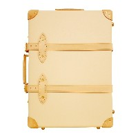 "GLOBE TROTTER グローブ・トロッター『正規取扱店』CENTENARY Safari Ivory White 21""Trolley Case New Model"