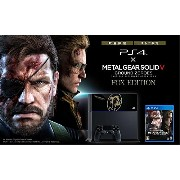 PlayStation4 × METAL GEAR SOLID V GROUND ZEROES FOX EDITION