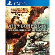 Air Conflicts Double Pack (PS4) (輸入版)