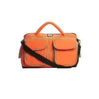 7A.M. ENFANT Voyage Bag Neon Orange S
