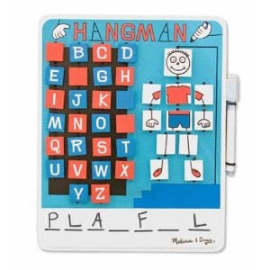 Melissa & Doug Flip to Win Hangman (As Shown) by Melissa & Doug [並行輸入品]