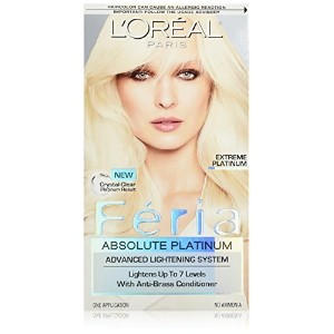 L'Oreal Feria Absolute Platinums Hair Color, Extreme Platinum by L'Oreal Paris Hair Color [並行輸入品]