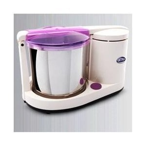 Ultra Dura+ Table Top 1.25L Wet Grinder with Atta Kneader 110-Volts【並行輸入】