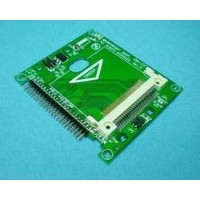 126-CF(コンパクトフラッシュ) から 2.5インチHDD用IDE44pin