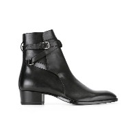 Saint Laurent - Signature Wyatt 30 jodhpur ブーツ - men - レザー - 40