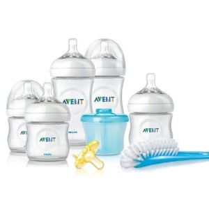 Philips Avent BPA Free Natural Infant Starter Gift Set by Philips AVENT [並行輸入品]