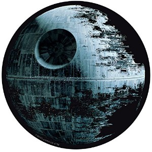 STAR WARS Mousepad Death Star in shape  形状はSTAR WARSマウスパッドデススター