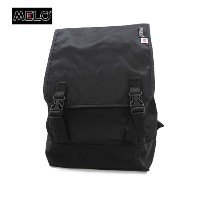 MELO(メロ) MEDIUM SQUARE BACKPACK RAVEN