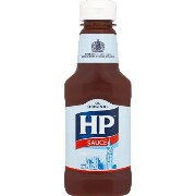 HP Brown Sauce 285g Squeeze Bottle (HPブラウンソース スクウィーズボトル 285g)【海外直送品】【並行輸入品】