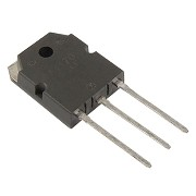 uxcell NチャネルMOSFET MOSFETトランジスタ 2SK1170 シリコン 500V 20A TO-3P