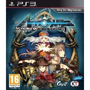 AR Nosurge: Ode To An Unborn Star (PS3) (輸入版)