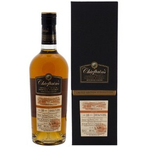 IAN MACLEOD Chieftain's CAPERDONICH 1995-2014 18yo Sherry Hogshead 700ml