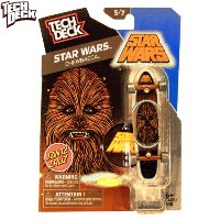 TECH DECK 指スケ STAR WARS CHEWBACCA96mm SANTA CRUZ NO20