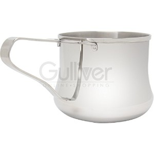 Dansk ダンスク COOKWARE KOBENSTYLE BUTTER WARMER コベンスタイル バターウォーマー Stainless ステンレス 844252 北欧 キッチン ミルクパン ...