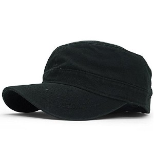 (オットー) OTTO 【PIECE GARMENT MILITARY CAP/BLK】 [並行輸入品]