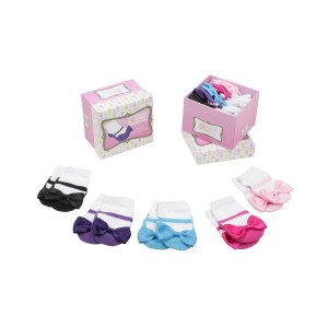 Ruffle Butts【ラッフルバッツ】 Princess Socks Gift Box (0ヵ月~12ヵ月)