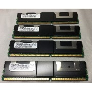 サーバ用メモリ 8GB(2GB×4) ELPIDA 2GB 2Rx8 PC2-5300F-555-11-B0 Server RAM
