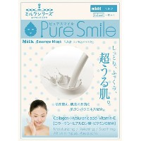 Pure Smile シートマスク 30枚セット  ミルク