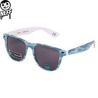 ネフ NEFF サングラス DAILY SUNGLASSES NF0302ICE CAMO ブルー 迷彩 NO20