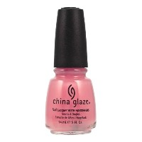 CHINA GLAZE Nail Lacquer with Nail Hardner - Love Letters (並行輸入品)