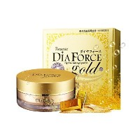 MISKIN Dia Force Gold Hydro-Gel Eye Patch 60Pcs/Korea Cosmetic [並行輸入品]